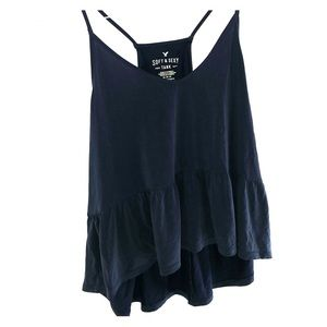 Soft and Sexy Navy Tank